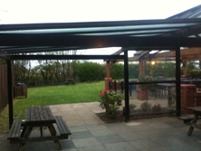 Glazed Canopies & Covered Walkways
